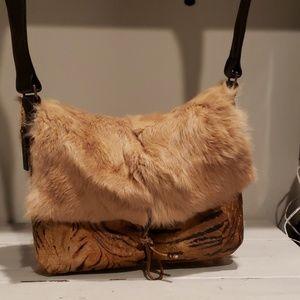 Bloomingdales crossbody purse